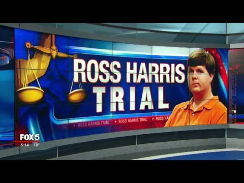 Ross Harris juror questionnaire Mp3