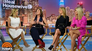 'The Real Housewives of New York City' Cast Dishes On New Season Drama | TODAY