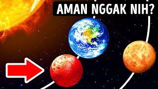 Kalau Planet Lain Masuk ke Orbit Bumi