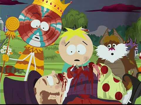 Download South Park - Imaginationland's Evil Side