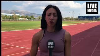 Η «ασημένια» Μαρία Μπελιμπασάκη μιλά στο Livemedia