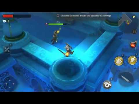 Dungeon Hunter 5 + Server Minecraft PE
