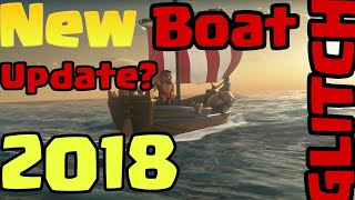 2018 New Boat Update In Clash of Clans Glitch!!Really This is A glitch not update??