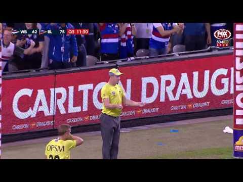 Round 5 AFL - Western Bulldogs v Brisbane Lions Highlights