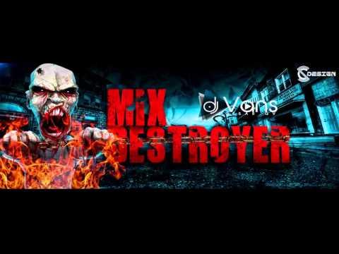 MIX DESTROYER DJ VANS