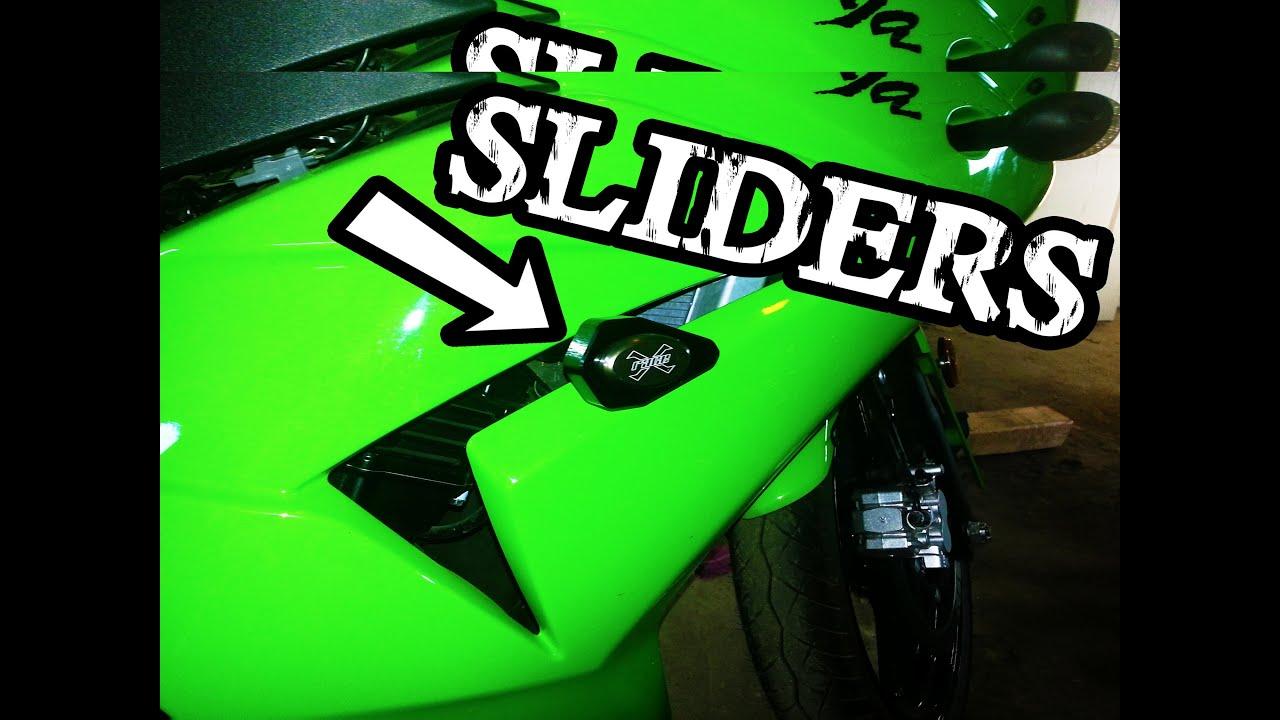 Frame Sliders Explained - YouTube