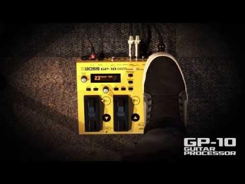 Boss GP-10 Sound Examples