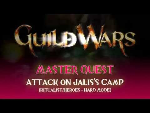 Guild Wars: Attack on Jalis