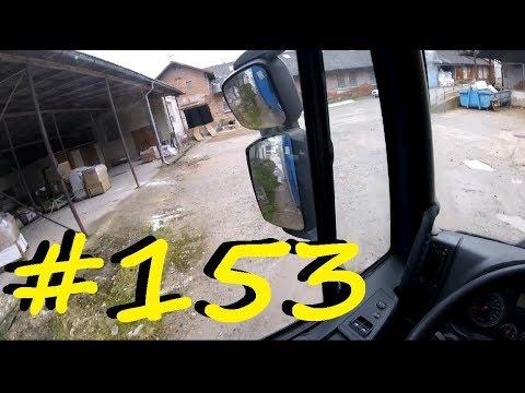 Český Truckvlog #153 - ,,Doručování BN / Karlovarský kraj / Trochu mi hrabe,,