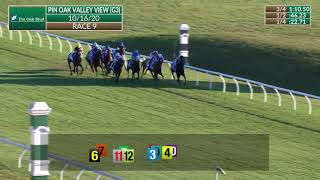 Vidéo de la course PMU PIN OAK VALLEY VIEW STAKES