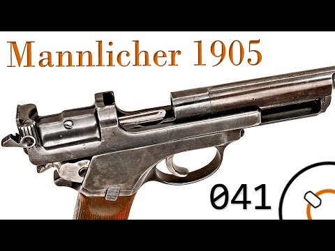 Small Arms of WWI Primer 041: Austro-Hungarian Mannlicher 1905