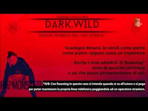 [SUB ITA] BTS - Cypher pt.3: Killer (7a traccia - DARK & WILD)