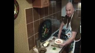 питцца  готовка дома Кулинарные советы Константин Кобраков