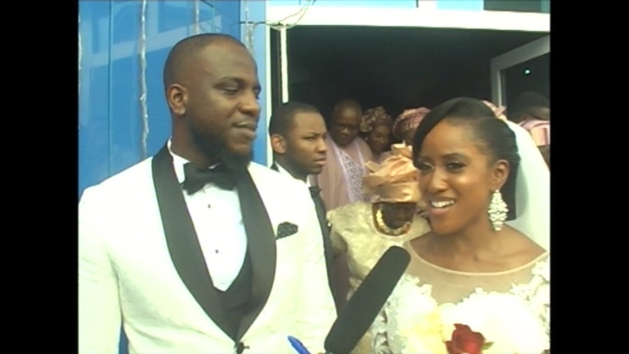 Happydays Forum - Engr  Imuetinyan Idubor Marries Engr  Osato Edo-Osagie  Jnr