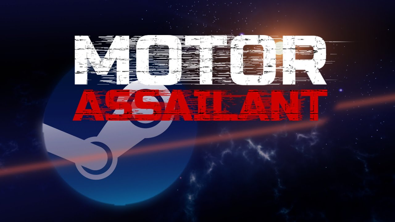 Моя игра Motor Assailant вышла в Steam