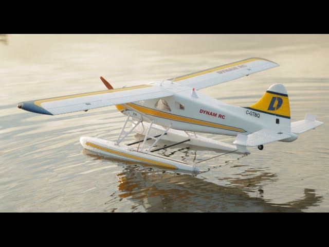 1.5 mt RC Deniz Uçağı - Dynam Beaver