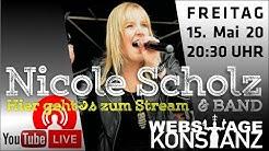 Nicole Scholz & Band - Live auf der Webstage Konstanz