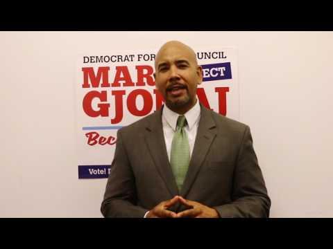 Bronx Borough President Ruben Diaz Jr. Endorsement of Mark Gjonaj for NYC Council