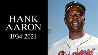 Remembering Hank Aaron, one of the greatest MLB players ever