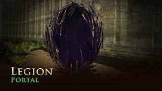 Path of Exile: Legion Portal