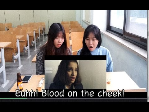 Koreans react to Bollywood. Neerja Trailer (Requested) 23 old Stewardess save 300 people!