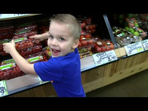 Kid Size Shopping Trip Part 2: Learning to Budget Money