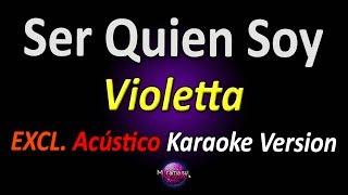 Baixar Violetta 3 - Ser Quien Soy (Diego Domínguez) (Acústico) (KARAOKE COMPLETO)