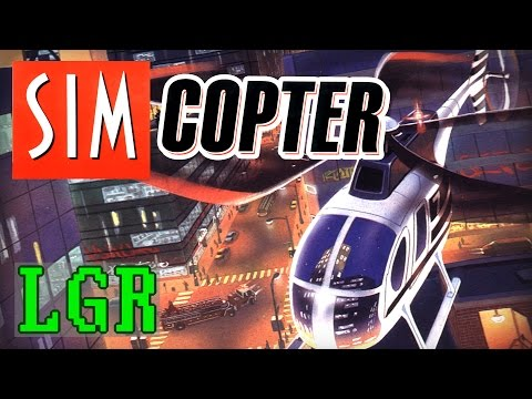 LGR - SimCopter - PC Game Review thumbnail