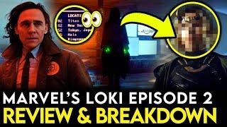 LOKI Episode 2 Breakdown & Review - Ending Explained, Easter Eggs & Theories!