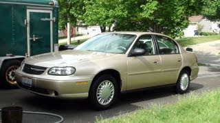 2004 Chevrolet Malibu Classic (Short Tour & Test Drive)