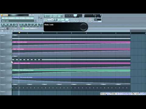 How To Create An Effective Rising Build Up In FL Studio