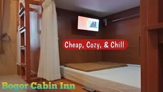 Gambar cover Bogor Cabin Inn Dormitory Hotel - Solo traveler