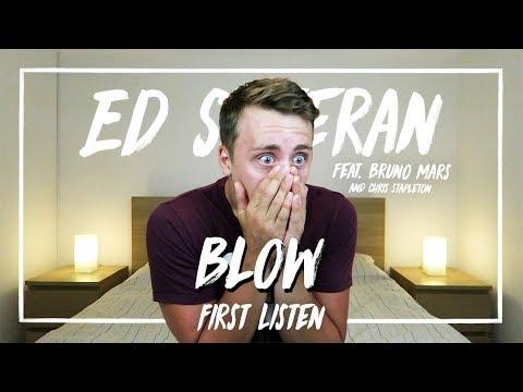 Download Lagu  Ed Sheeran ft. Bruno Mars & Chris Stapleton | BLOW First Listen Mp3 Free