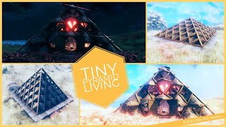 🔺How to build a pyramid in Valheim❓