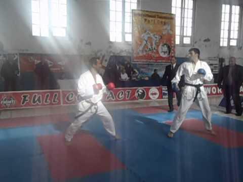 Elnur Memmedov - Georgia Poti Karate