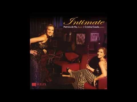 INTIMATE CD. 01 Poulenc Sonata for flute & piano  I Allegro malinconico