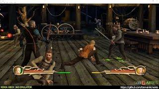 Xenia Xbox 360 Emulator - Eragon Ingame #2!