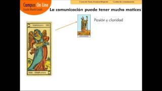 Aprender tarot. Las cartas de comunicación del Tarot - Curso de Tarot Online