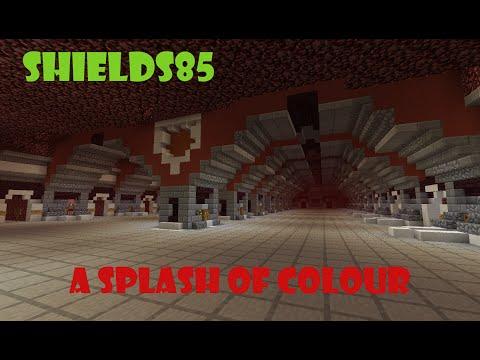Minecraft Whitelisted Vanilla Server #5 A Splash of Colour