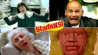 The Best Funniest Starburst Candy Classic Commercials EVER!