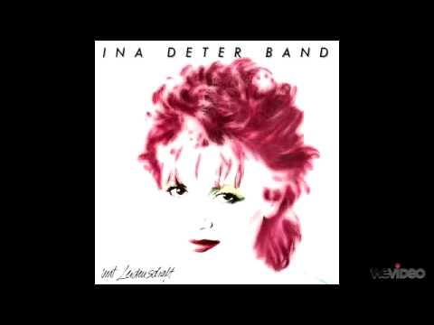 Ina Deter Band   Schwarz Oder Weiß  1984
