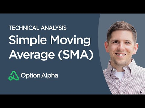 Simple Moving Average (SMA)