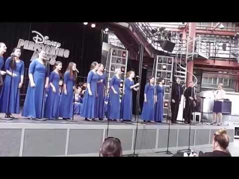Pacific Cascade Choir Disney Performance 2014