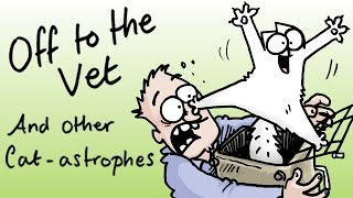 The Making of 'Off to the Vet – and Other Cat-astrophes' Book OUT NOW thumbnail
