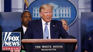Trump, Coronavirus Task Force hold White House briefing   4/13/20