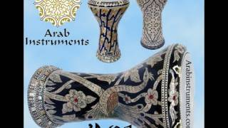 Sound Sample of  Gawharet El Fan Darbuka - طبلة