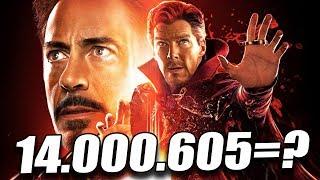 AVENGERS 4'TEKİ PARALEL EVRENİ BULDUM! EARTH 619 Avengers Infinity War