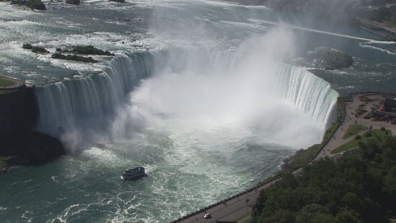 Niagara Falls Hd Wallpaper Niagara Falls Canada Usa Hd Travel Channel Youtube