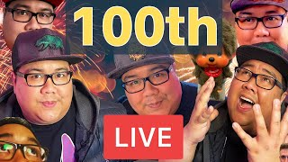 FREE UKULELE GIVEAWAY for our 100th YOUTUBE STREAM!  - Sunny and The Black Pack - LIVE MUSIC