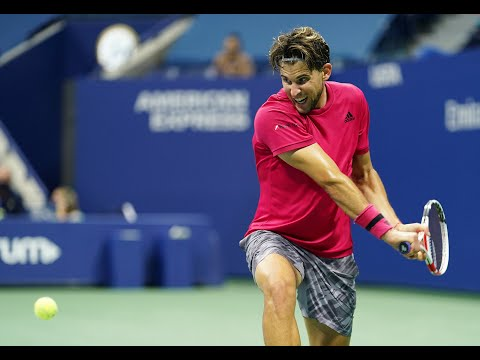 Daniil Medvedev Vs Dominic Thiem Third Set Tiebreak! | US Open 2020 Semifinal